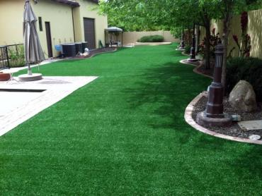 Artificial Grass Photos: Artificial Grass Apison, Tennessee Landscape Design, Above Ground Swimming Pool