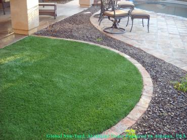 Artificial Grass Photos: Artificial Lawn Ridgetop, Tennessee Paver Patio, Front Yard Ideas