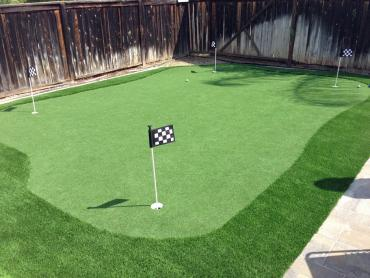 Artificial Grass Photos: Artificial Turf Installation Alexandria, Tennessee Office Putting Green, Beautiful Backyards