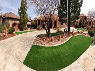Artificial Turf Installation Graball, Tennessee Lawn And Landscape, Front Yard Landscape Ideas artificial grass