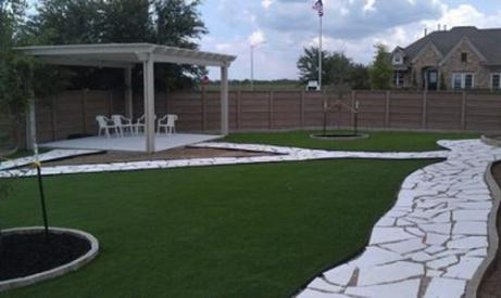 Artificial Grass Photos: Artificial Turf Installation Johnsonville, Tennessee Backyard Deck Ideas, Backyard Design