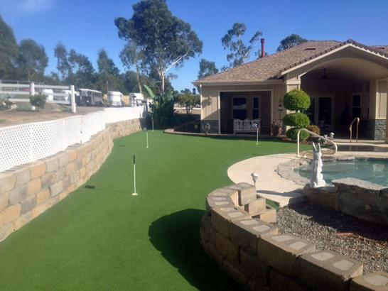 Artificial Grass Photos: Artificial Turf Installation Sparta, Tennessee How To Build A Putting Green, Backyard Landscaping