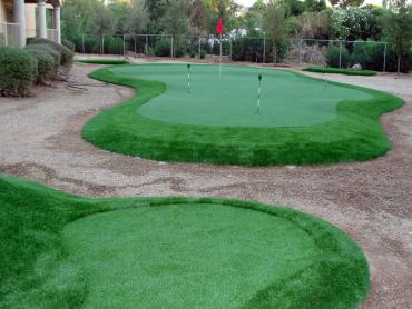 Artificial Grass Photos: Artificial Turf Installation White Bluff, Tennessee Backyard Putting Green, Backyard Garden Ideas