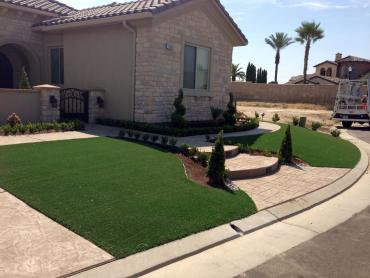 Artificial Grass Photos: Best Artificial Grass Decherd, Tennessee Landscaping, Front Yard Landscaping Ideas