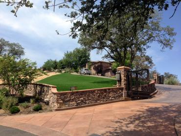 Artificial Grass Photos: Fake Grass Mount Juliet, Tennessee Paver Patio, Front Yard Design