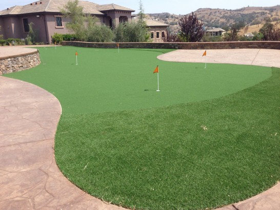 Artificial Grass Photos: How To Install Artificial Grass Dyersburg, Tennessee Putting Green Turf