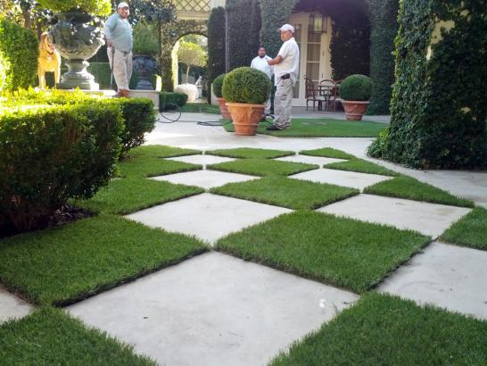 Artificial Grass Photos: Lawn Services Ardmore, Tennessee Lawn And Landscape, Pavers