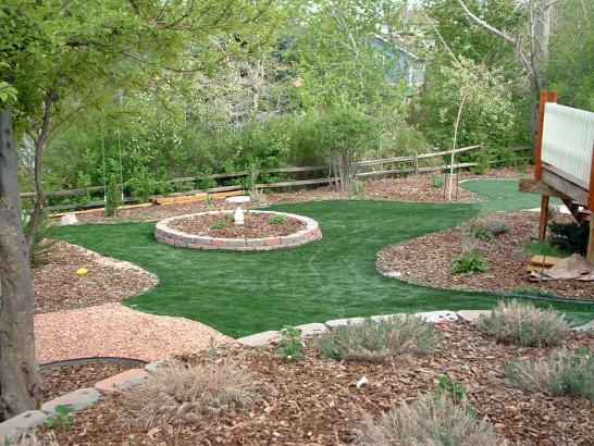 Artificial Grass Photos: Synthetic Lawn Silerton, Tennessee Backyard Deck Ideas, Backyard Landscape Ideas