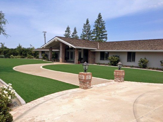 Artificial Grass Photos: Synthetic Turf Hunter, Tennessee Lawn And Landscape, Front Yard Landscaping