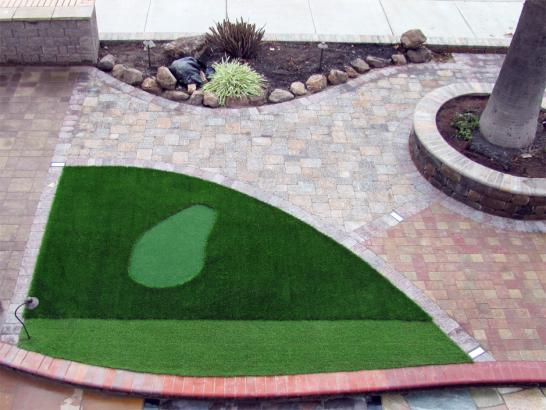 Artificial Grass Photos: Synthetic Turf Supplier Johnsonville, Tennessee Lawns, Front Yard Landscaping